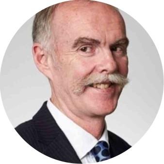 Ian Silk, Chief Executive, AustralianSuper Pty. Ltd