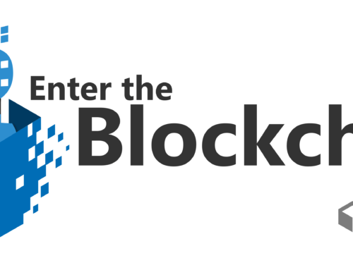 Enter the Blockchain