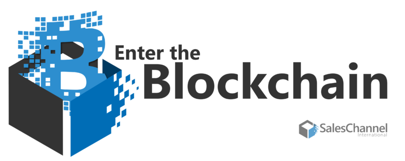 Enter the blockchain sales